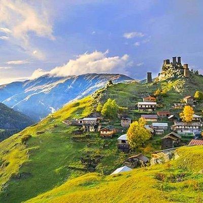 Amazing Tusheti
