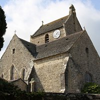 Eglise Saint-Jean-Baptiste | Omonville-la-Rogue, Manche, Normandie, France