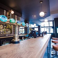 Craft beer and great range of drinks