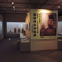 特別企画展(箱根神社神像群)が開催されていた。