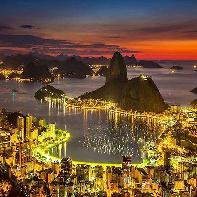 Sugarloaf Mountain Tour at Sunset | Bromelia Rio Travel