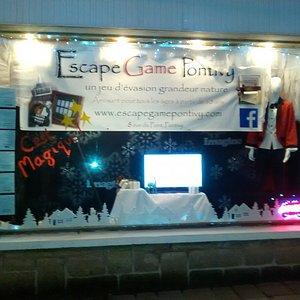 Escape Game Pontivy, 8 rue du Pont, 56300 Pontivy