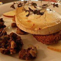 THE goats cheese