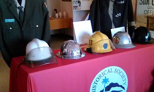 Museum Fire Display