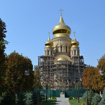 Храм Св. Александра Невского, Славянск-на-Кубани