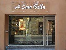vitrine de l'atelier - galerie A CASA BELLA