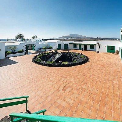 Vista plaza de los artesanos