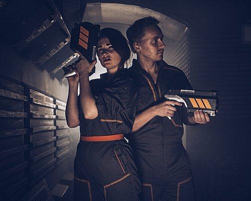 Galactic Pioneers
