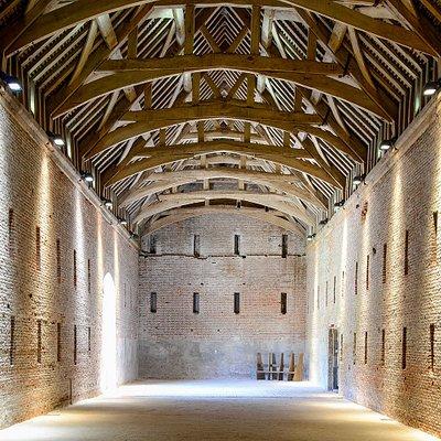 Basing House Tudor Barn