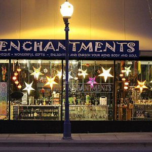 Street view of Enchantments