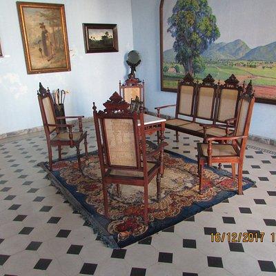 Muebles siglo XIX