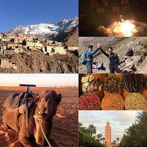 On tour with BerberTrekking.com