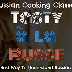 The logo of project Tasty a le Russe