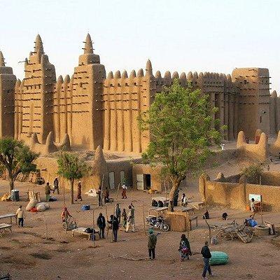 Grande mosquée de Djénné
