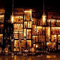 Over 600 Spirits and Liqueurs guarantees a choice for anyone!