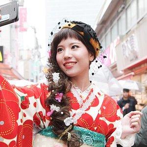 Kimono rental ¥3800~