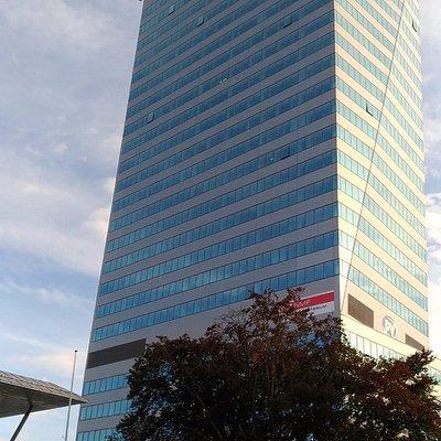 林茲中央火車站附近大樓3