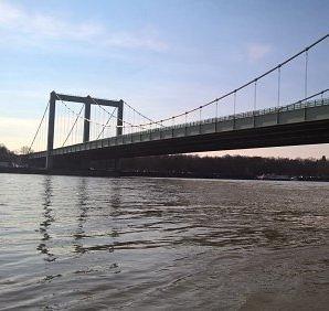 Beautiful bridge.