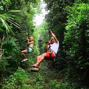 ¡Aventura en Boca de Puma! Quintana Roo