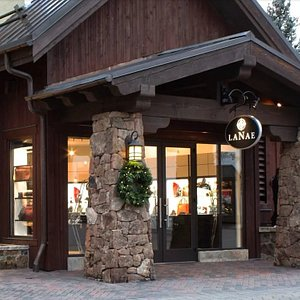 Store front in Vail