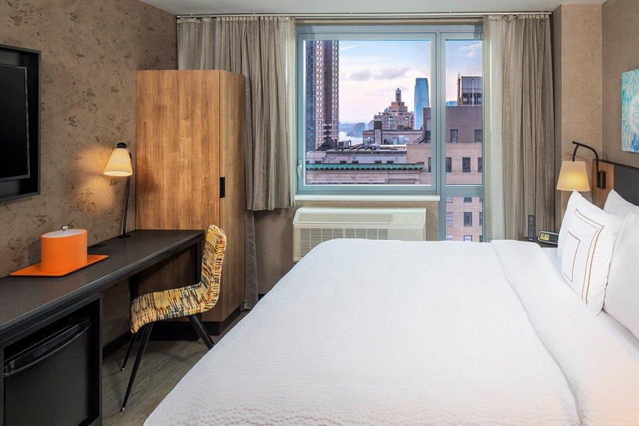 Fairfield Inn Suites New York Downtown Manhattan World Trade Center Area 89 1 3 9 Updated 2021 Prices Hotel Reviews New York City Tripadvisor