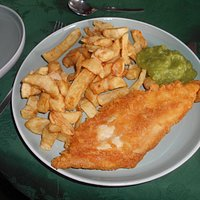 Small fish & chips