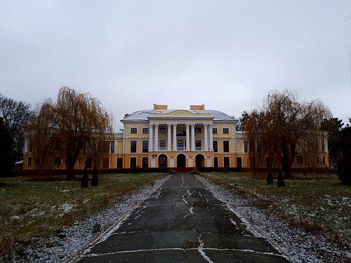 Дворец Можайских Лопухиных