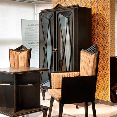 Czech Cubism Permanent Exhibition/Museum of Decorative Arts in Prague