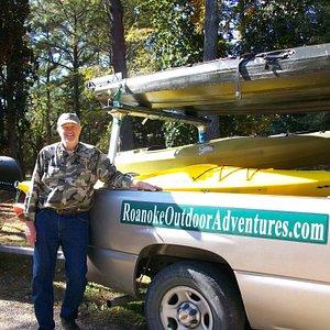 Let Captain Heber help you plan a safe and enjoyable outdoor experience.