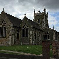St Wilfrid's Church Alford