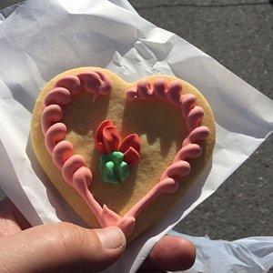 Lovely baked goods from Marie at Bohemia Bakery ( bohemiabakery.com )