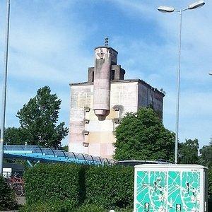 Hochbunker
