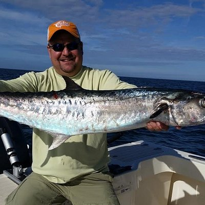 Beautiful Offshore King Mackerel