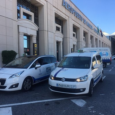 Great Service, drivers speak english and really friendly treatment. Affordable price. From Or to the airport 60€ fixed price. Call us 671388798. To 8 passengers.