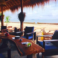 The Waterfront Lounge  -  come and relax in Kep's coolest bar