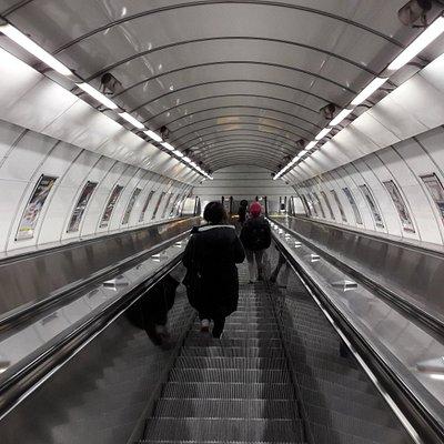 Mustek Metro Station