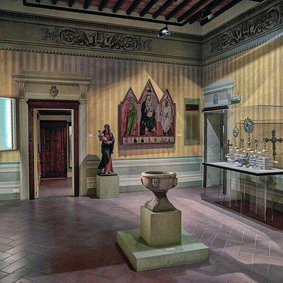 Museo Arte Sacra Montespertoli Orario apertura  Sab-Dom 10:00-12:00/15:00-17:00