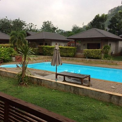 Khao Yai Nature life resort 1 of 2 pools