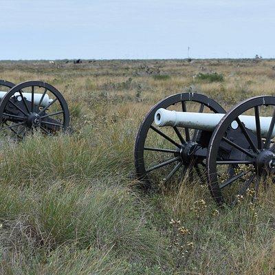 Battlefield Area