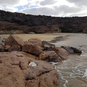 Extrémité ouest, deuxième petite plage