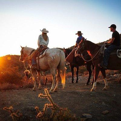 CCT offers THE best sunset rides in Phoenix, Arizona!