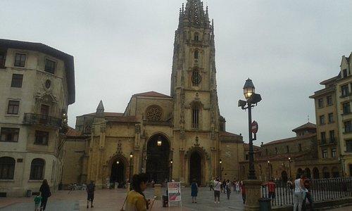 Centro histórico de Oviedo