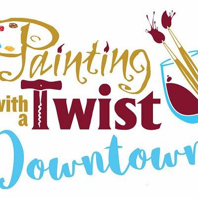 Downtown Fun Art Bar!