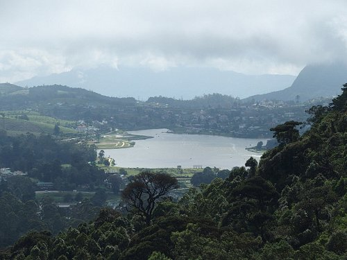 Lake Gregory from the Viewpoint