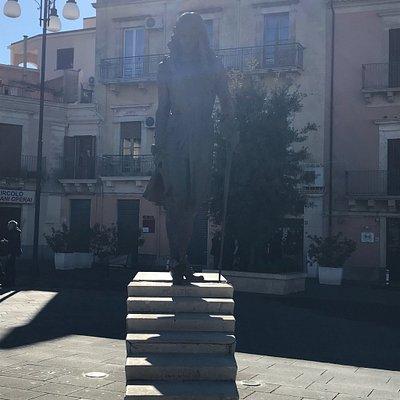 Statua di Carlo Maria Carafa