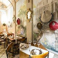 A La Nicchia non solo buon cibo e ottimo vino, ma anche gli eventi più disparati. Esposizione bo