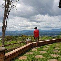 Vista panoramica de Rancho vista