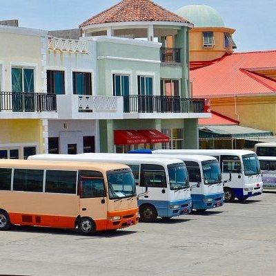 Tournic tour buses