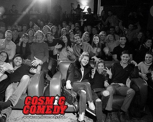 The Cosmic crowd!!!!
