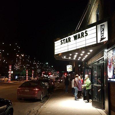 Star Wars - The Last Jedi.